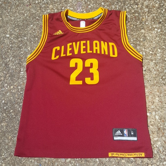Wholesale Youth Adidas NBA Cleveland Cavaliers 23 Lebron